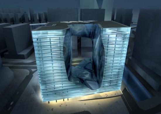 Courtesy Zaha Hadid Architects