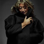 Zaha Hadid becomes first woman to win the UK's Royal Gold Medal for Architecture