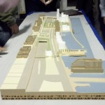 Proposed Site Model (Courtesy Delaware River Waterfront Corporation)