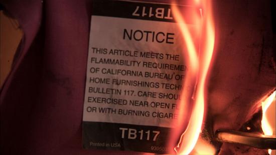Toxic Hot Seat. (Courtesy HBO Documentary Films)
