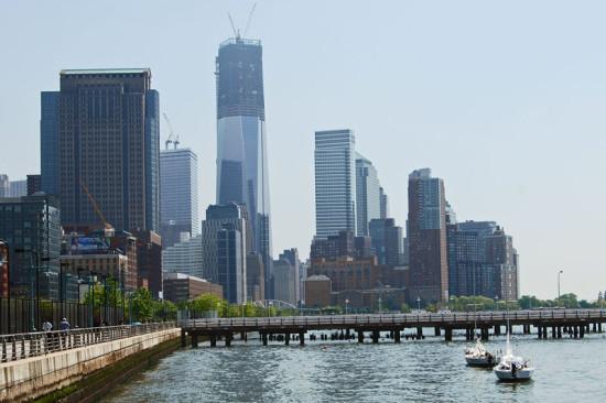 Hudson River Park (Courtesy of HBarrison/Flickr)