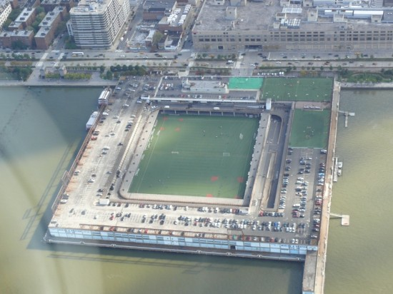 Pier 40 at Hudson River Park (Courtesy of Martin Wippel/Flickr)