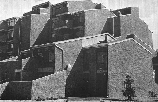Paul Rudolph's Shoreline Apartments in Buffalo, New York (Kelvin Dickinson / Flickr)