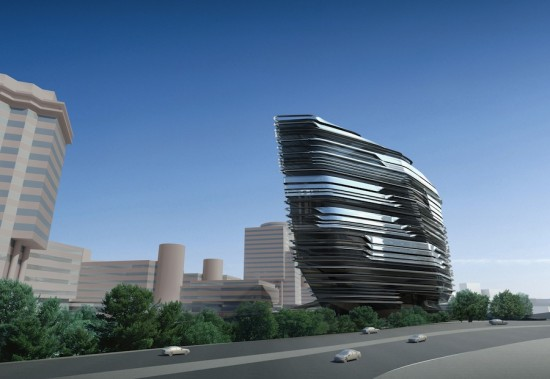 (Courtesy Zaha Hadid Architects)