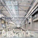 Turbine Hall as Retail Mall. (Courtesy Wilkinson Eyre)