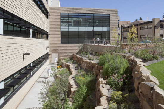 The University of Wyoming recently opened its new Energy Innovation Center, designed by HOK and GSG Architecture.