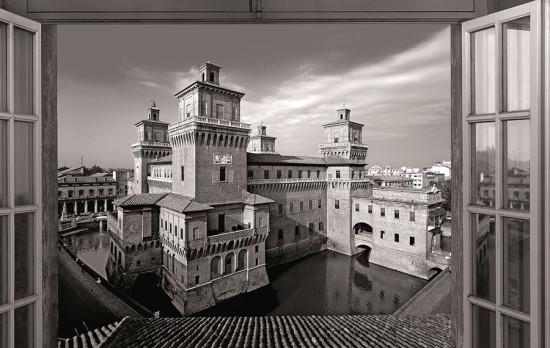 The Estensi Castle. (Luciano Romano)