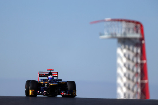 The Circuit of the Americas (COTA) in Austin, Texas, will host the United States Grand Prix from 2012 to 2021. (courtesy Circuit of the Americas)