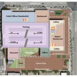Ground level plan (Courtesy ADG)
