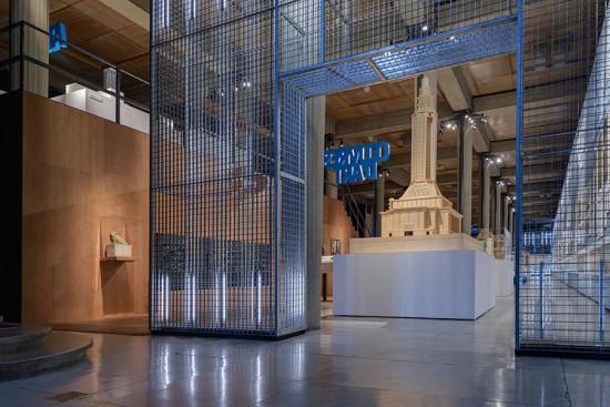 Exhibition view. (Florian Kleinefenn)
