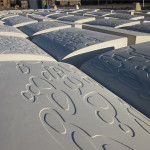 Each piece was fabricated to Architectural Precast Association's standards. (James Dudley/SiteWorks)