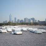 Prefabricating the units provides more control over quality and outcome than field casting. (Timothy Schenck/courtesy The Trust for Governors Island)