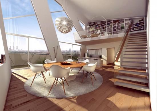 Penthouse suite, ©PX2
