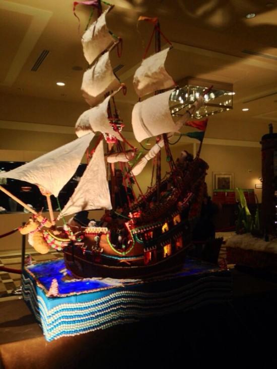 I Saw a Ship A-Sailing: 4D Architects, Inc., Jay Sardeson (Ariel Rosenstock)
