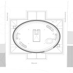 Floor plan for the new fourth level. (courtesy Bierman Henket Architecten)