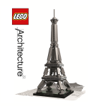 LEGO Adds Eiffel To Its Architecture Series Roster