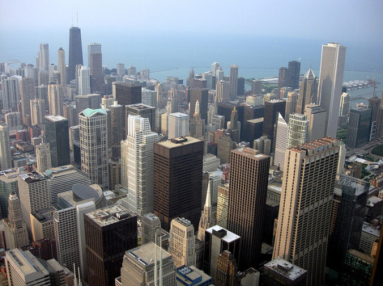 Chicago is one of 10 cities targeted by philanthropies for energy efficiency savings. (josh*m via flickr)