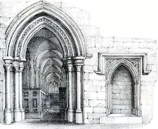 gothic and romanesque cathedrals dissertation examples
