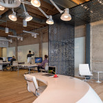 """""""The Star Wars theme placed subtly throughout the office was what the client wanted,"""" said Primo Orpilla, co-founder of Studio O+A."""