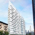 Permasteelisa manufactured the curtain wall system. (courtesy Ennead Architects)