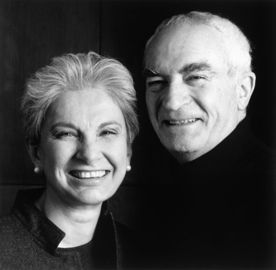 GRAPHIC DESIGNERS MASSIMO & LELLA VIGNELLI ARE THE SUBJECTS OF THE FILM DESIGN IS ONE (ADFF)
