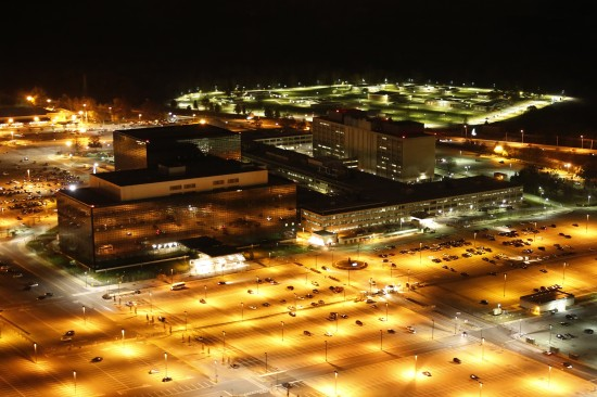 The National Security Agency (Photo by Trevor Paglen)