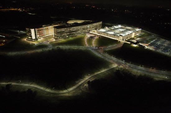 National Geospacial-Intelligence Agency (Photo by Trevor Pagnel)