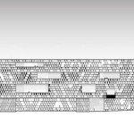 North Elevation (Courtesy Harry Gugger Studio and over,under)