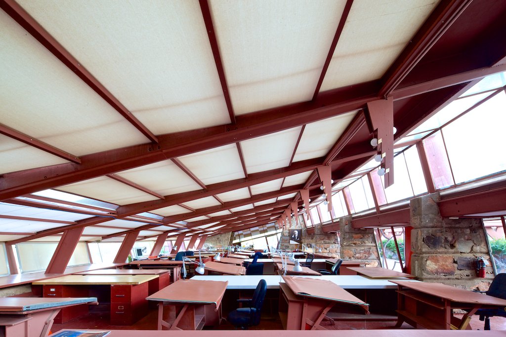 Restoring Wright: A Preservation Master Plan For Taliesin
