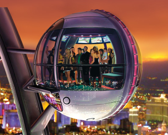 THE PROJECT TARGETS YOUNGER VISITORS TO LAS VEGAS (HETTEMA GROUP)