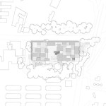 Site Plan (Courtesy Harry Gugger Studio and over,under)