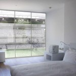 View from a hotel room (Image courtesy L35 / GMP Architekten / Ribas & Ribas / Real Madrid CF)