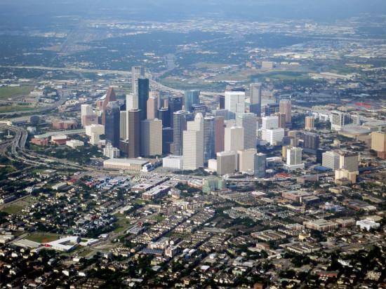 Houston. (Paul Sableman / Flickr)