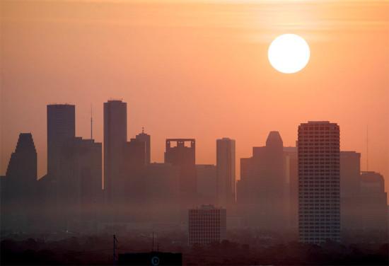 The Houston Skyline. (jgilber0 / Flickr)