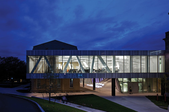 Letter to the editor cornell responds to milstein hall - Cornell university interior design ...