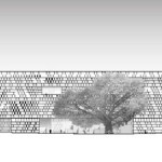 South Elevation (Courtesy Harry Gugger Studio and over,under)