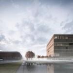Koen van Velsen's proposal (Courtesy architect Koen van Velsen)