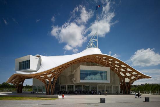 Centre Pompidou Metz. (Didier Boy de la Tour)