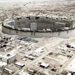 Liquefactower: The Sinking City by Eric Nakajima