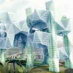 Skyvillage For Los Angeles by Ziwei Song