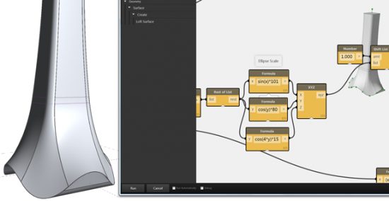 Two facades+PERFORMANCE tech workshops offer hands-on instruction in Dynamo for Autodesk Vasari.
