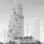 21st Century Neoclassical Skyscraper by John Houser, Parke MacDowell