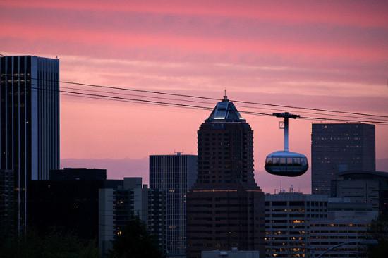Portland Aerial Tram (Sekkle)