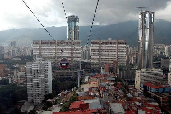 Caracas Metrocable (mattsee)