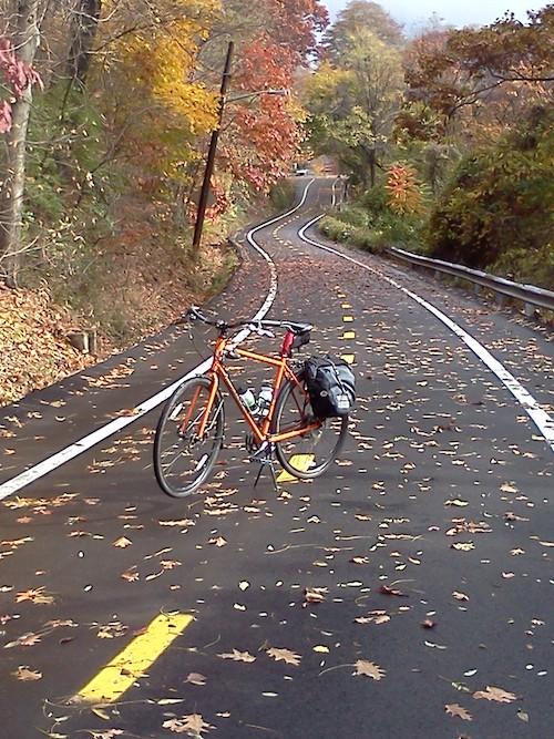 A bike just chilling. (Courtesy BikePGH)