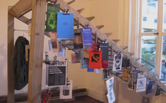 Imaginary Archive installation.  (Courtesy  Imaginary Archive Kickstarter)