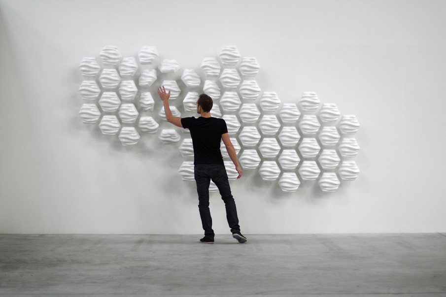 The hexi wall in action courtesy thibautsld com