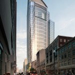 The Tower, towering. (Courtesy Gensler)
