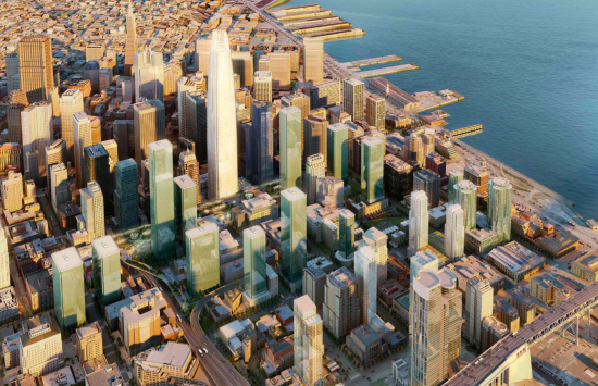 The Transbay Redevelopment Project Area (Office of Community Investment and Infrastructure)