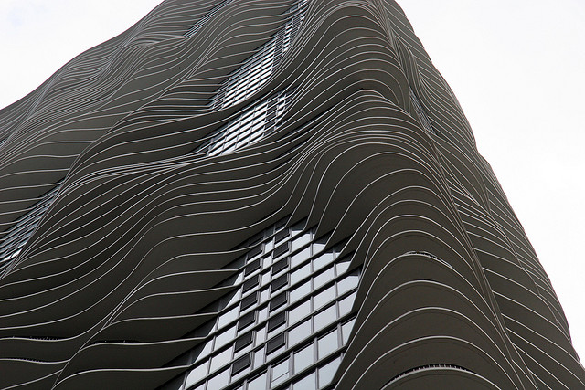 Real Art Design Group Chicago : Aqua tower team dives back in for new chicago project by